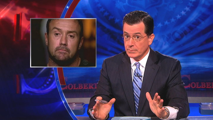 The Colbert Report - s10 | e21 - Mon, Nov 11, 2013