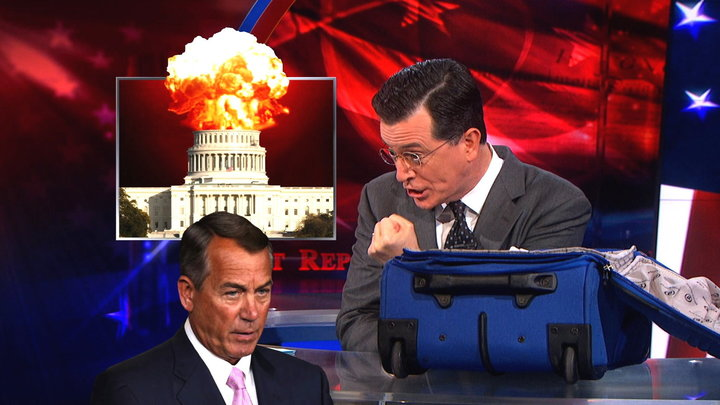 The Colbert Report - s10 | e28 - Thu, Nov 21, 2013
