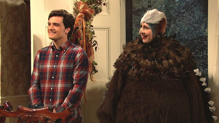 Saturday Night Live - Thanksgiving Guest