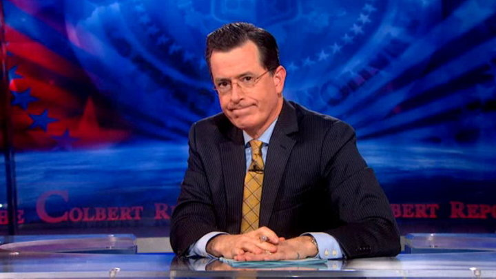 The Colbert Report - s10 | e29 - Mon, Dec 2, 2013