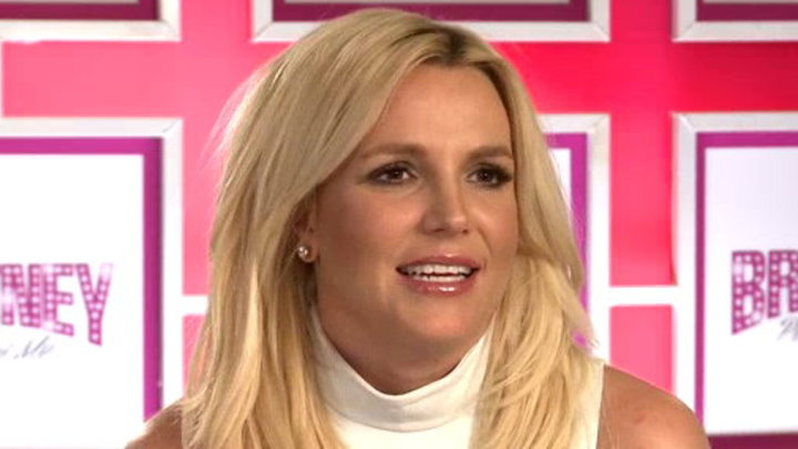 MTV News - Whats It Like Being Britney Spears Kids?