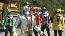 Power Ranger Super Megaforce Season 2 Episode 8