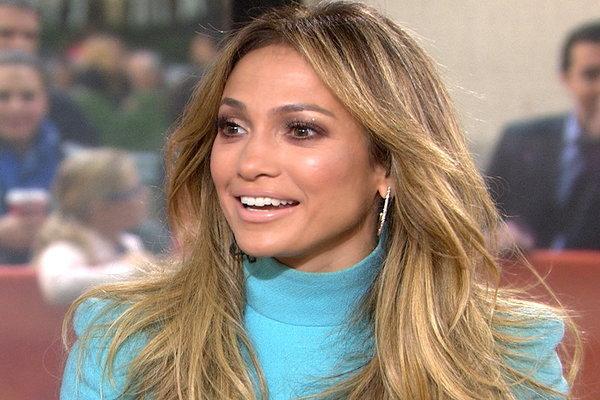 NBC TODAY Show: Jennifer Lopez: I Didn't Let Myself Heal After Divorce