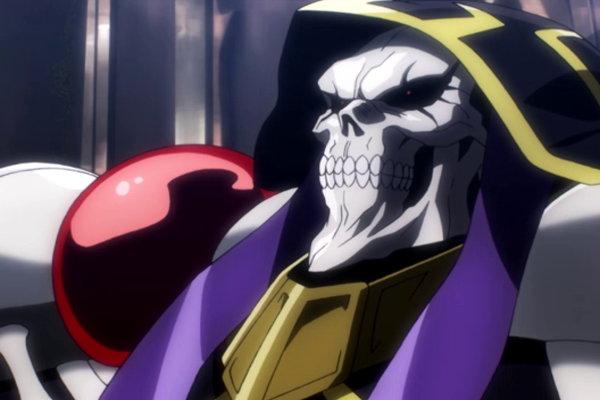 Сериал Повелитель Overlord смотреть онлайн бесплатно!