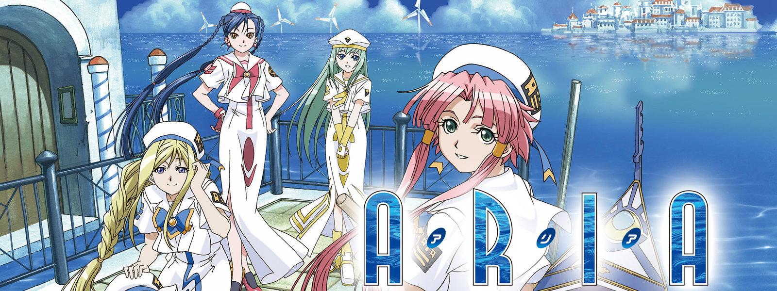 ARIAの動画 - ARIA The AVVENIRE